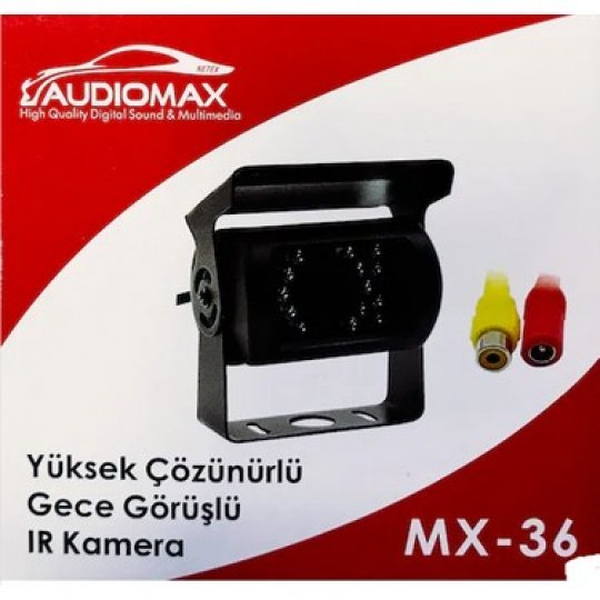 MX-36 GECE GÖRÜŞLÜ KAMERA PNR1X1X5FT