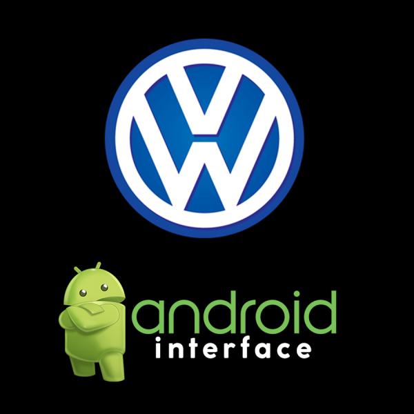VW INTERFACE - 2014-2018 Model Oem Multimedya