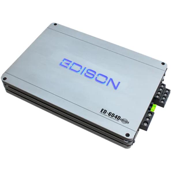 EDISON ED-604D 2400W 4 KANAL AMFİ