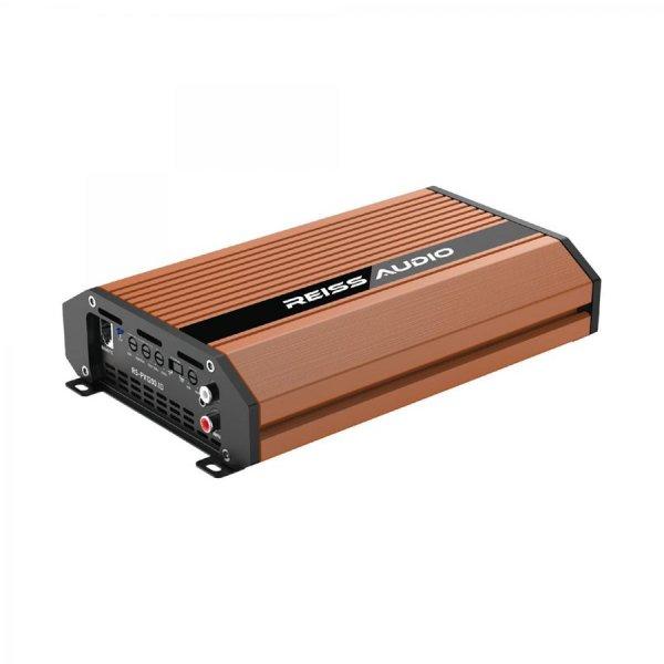 Reis Audio RS-PX7400.4D 4 Kanal Amfi
