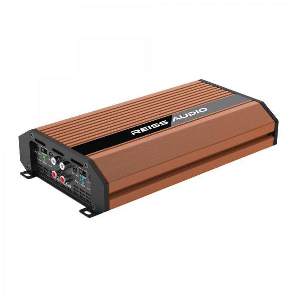 Reis Audio RS-PX200.4D 4 Kanal Amfi