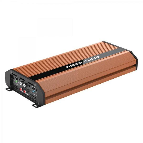 Reis Audio RS-PX300.4D 4 Kanal Amfi