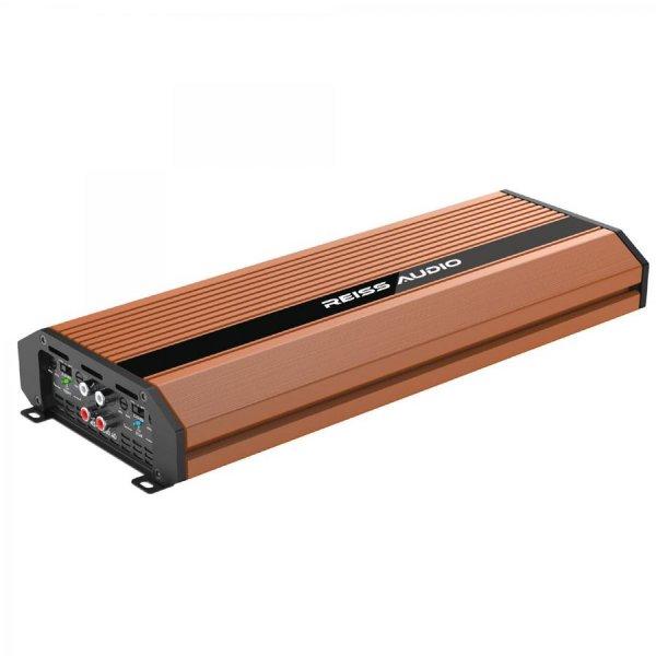Reis Audio RS-PX400.4D 4 Kanal Amfi