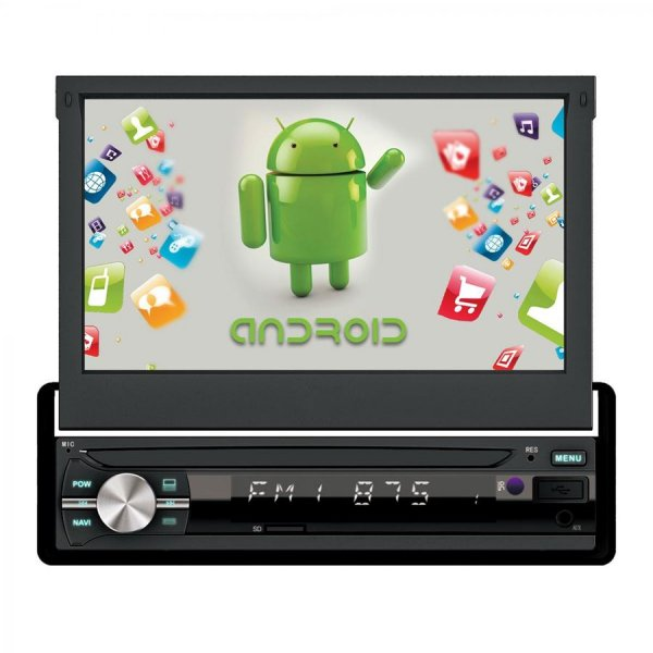 Newfron NF-AN7500 7'' Android 2GB İndash Teyp