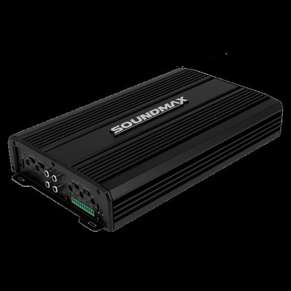 Soundmax SX-3000.4AB-24V 4 Kanal Amfi