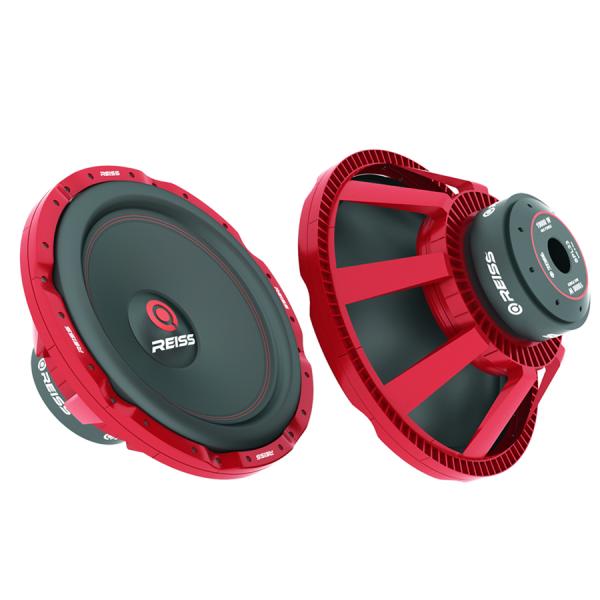 Reiss Audio RS-SPL33 82 Cm Subwoofer