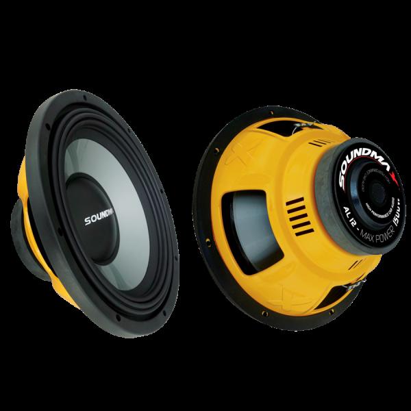 Soundmax SX-AL12 30 Cm Subwoofer