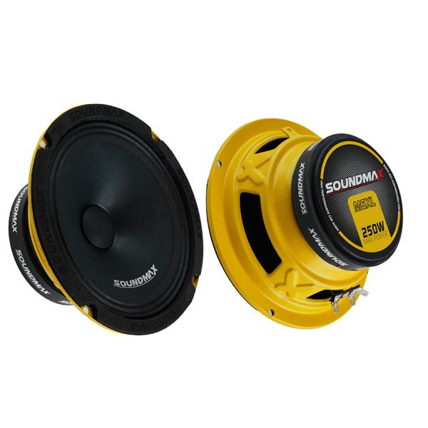 Soundmax SX-M6XL 16 Cm Midrange