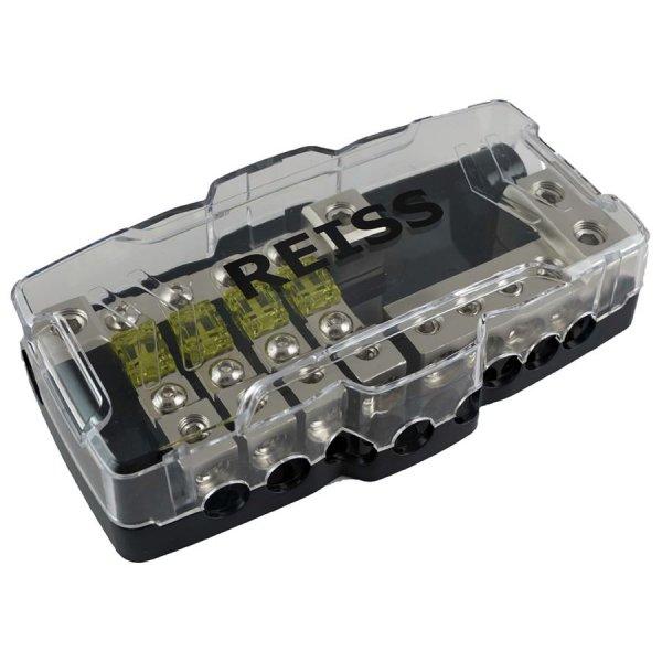 Reiss Audio RS-4AFS4 4'lü Sigorta