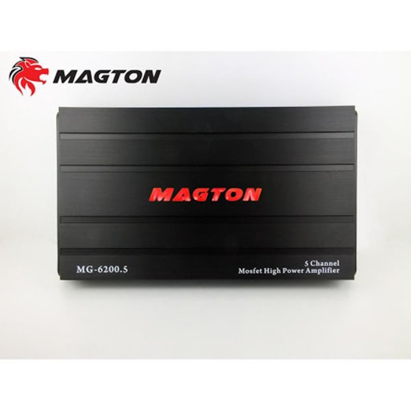 Magton MG-6200.5 5 Kanal Amfi