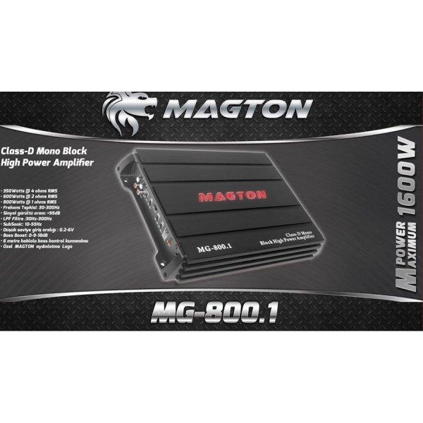 Magton MG-800.1 Mono Amfi