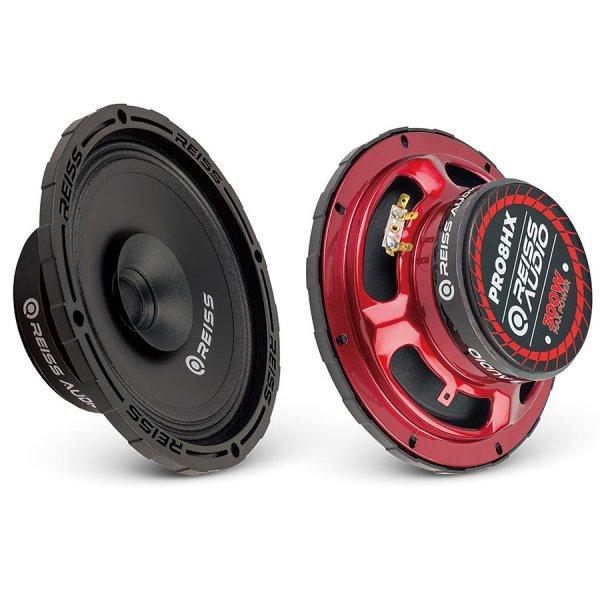 Reis Audio RS-PRO8HX 20 Cm Midrange