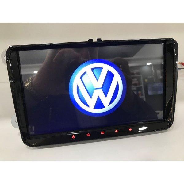 """Volkswagen 9"""" Oem Multimedya"""