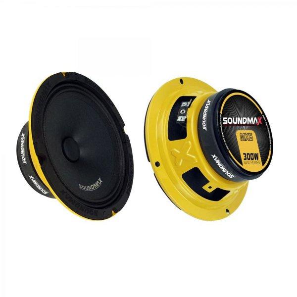Soundmax SX-MX6 16 Cm Midrange