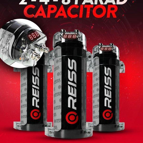 Reiss Audio RS-CAP4F Kapasitör