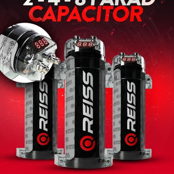 Reiss Audio RS-CAP8F Kapasitör