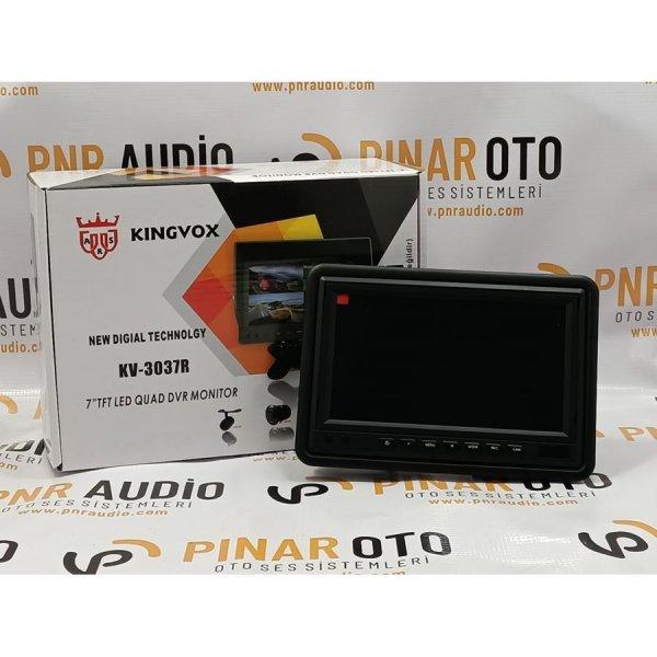 Kıngvox KV-3037R kayıt kamera okul paket sıstemi