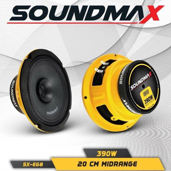 SOUNDMAX SX-EG8  20 Cm Midrange