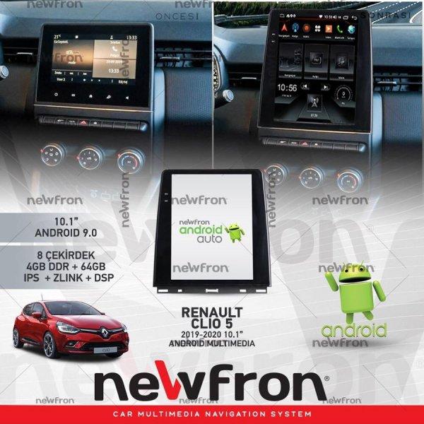 NEWFRON NF-SR5 RENAULT CLIO-5 2020-2021
