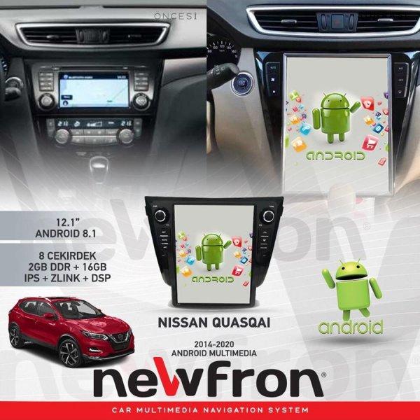 NISSAN QUASQAI  NEWFRON NF-SN3