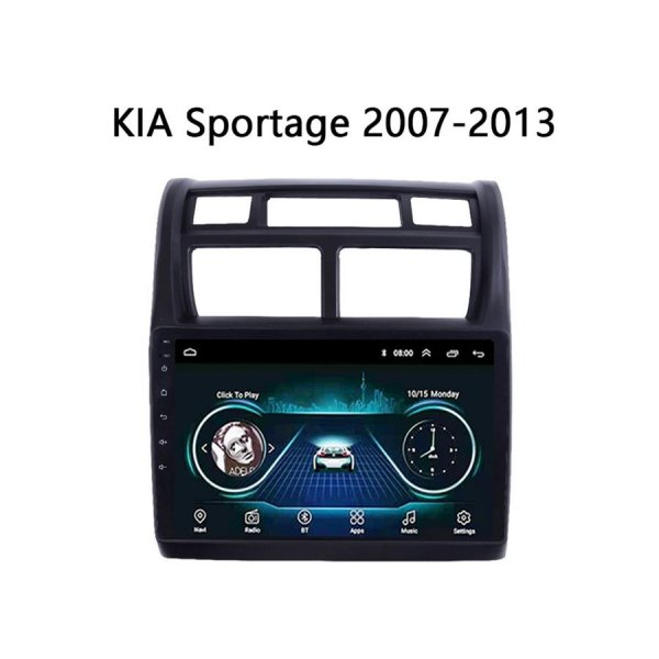 KIA SPORTAGE  2007/2010 Model Oem Multimedya