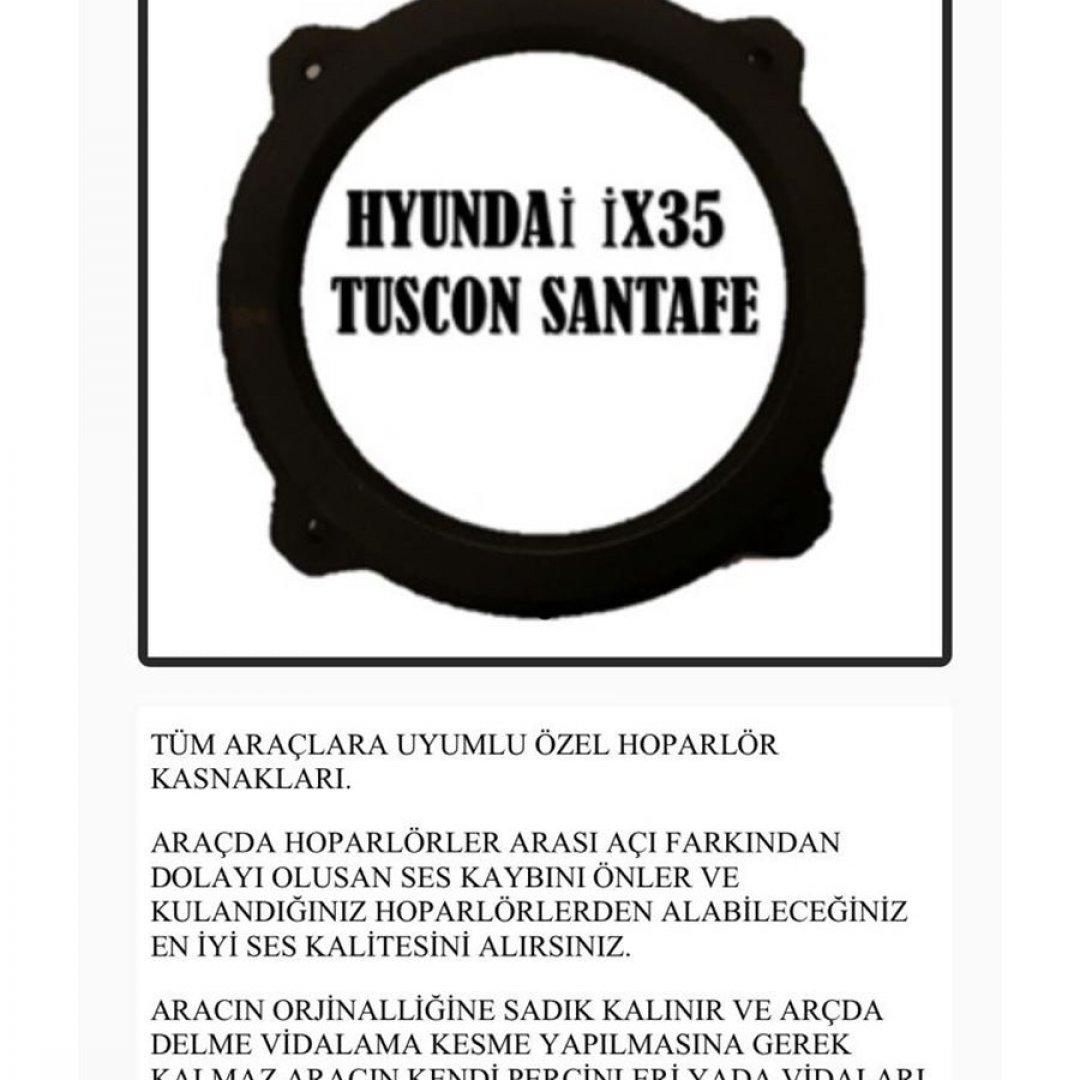 HYUNDAİ İX35 TUSCON SANTAFE OEM HOPARLÖR KASNAK