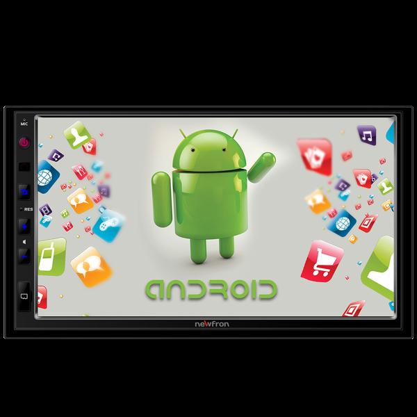 "Newfron Universal NF-7VA 7"" Android Double Teyp"