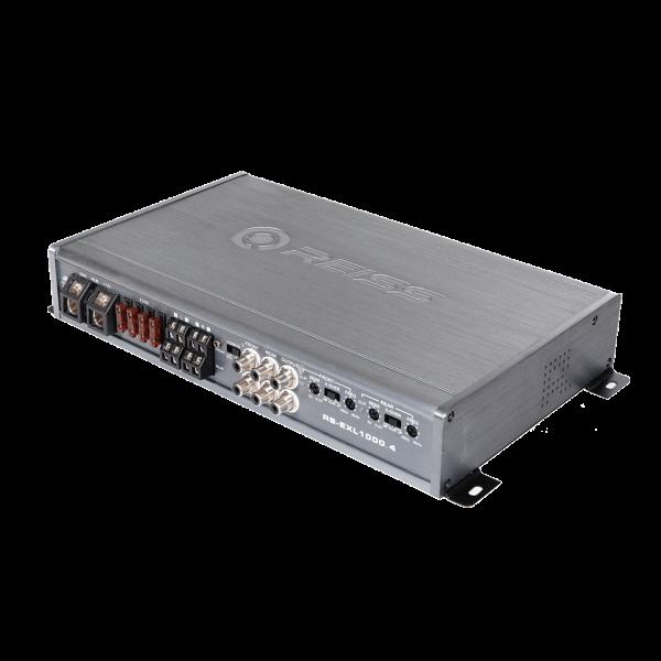 Reis Audio RS-EXL1000.4 4 Kanal Amfi