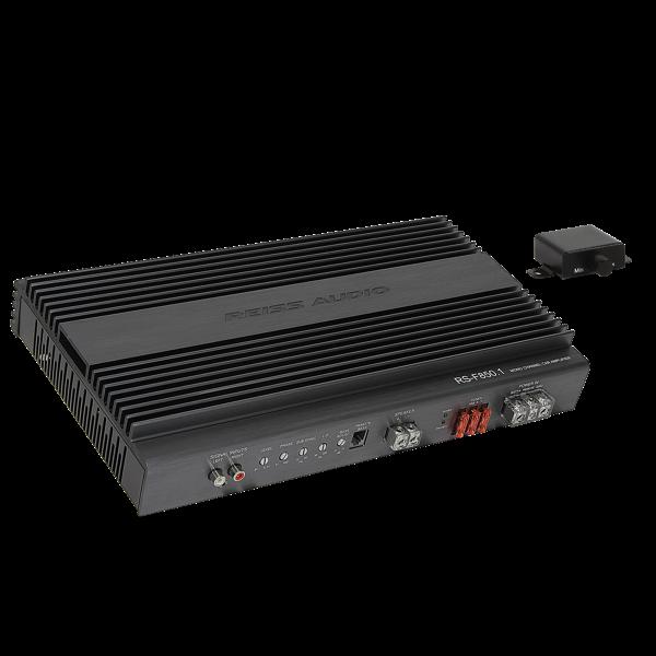 Reis Audio RS-F850.1 Mono Amfi