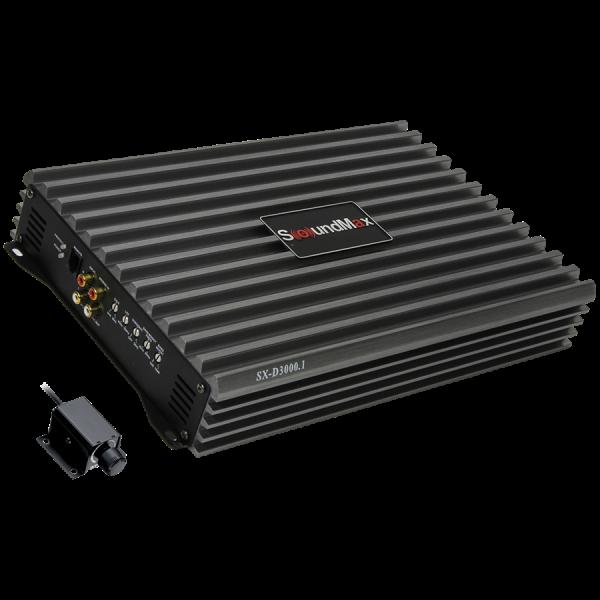 Sounmax SX-D3000 Digital Mono Amfi