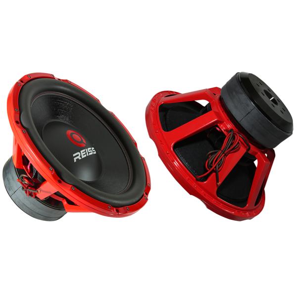 Reis Audio RS-24SPL 61cm Spl Subwoofer