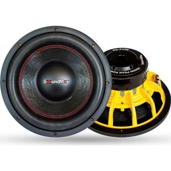 Soundmax SX-TX12 30cm Subwoofer