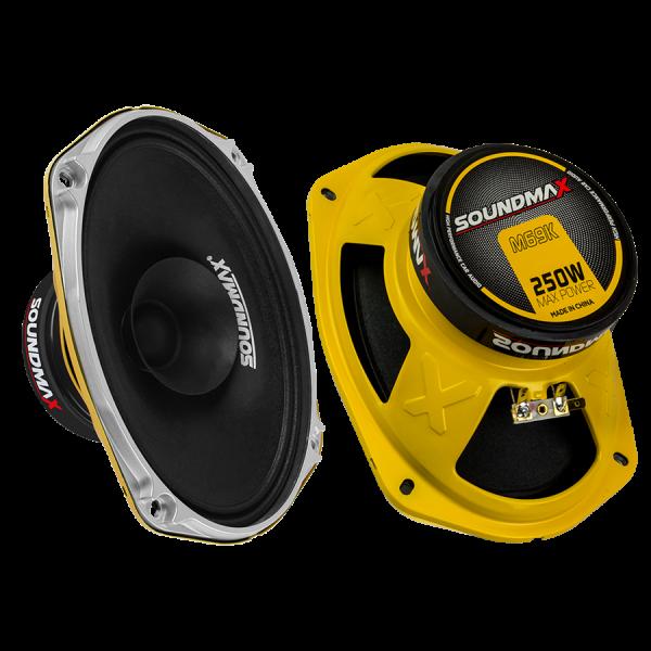Soundmax SX-M69K Oval Midrane