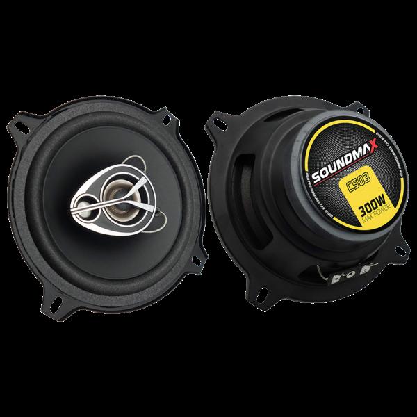 Soundmax SX-C503 13cm Coaxcial Hoparlör