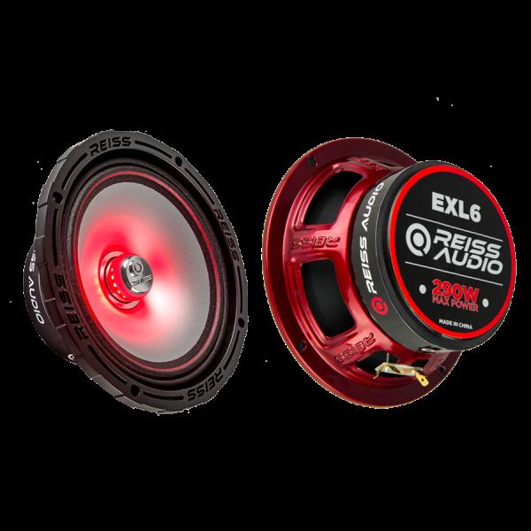 Reiss Audio RS-EXL6 16cm Ledli Midrange