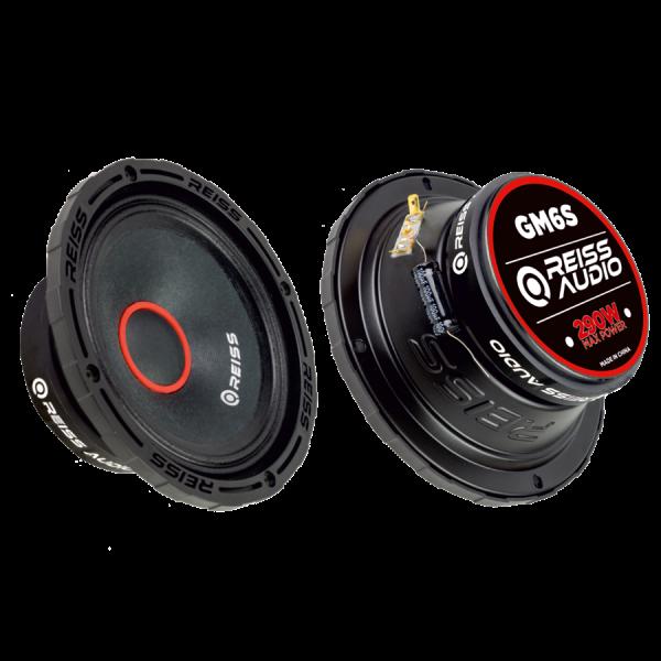 Reiss Audio RS-GM6S 16cm Midrange