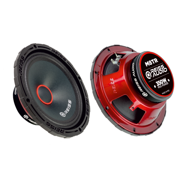 Reiss Audio RS-M8TR 20cm Midrange