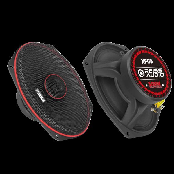 Reiss Audio RS-XF69 6X9 Oval Midrange Çift