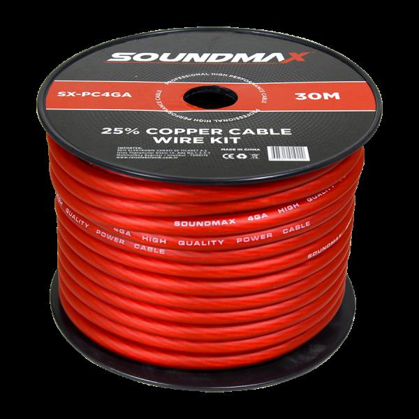 Soundmax SX-PC4GA 30M Kablo