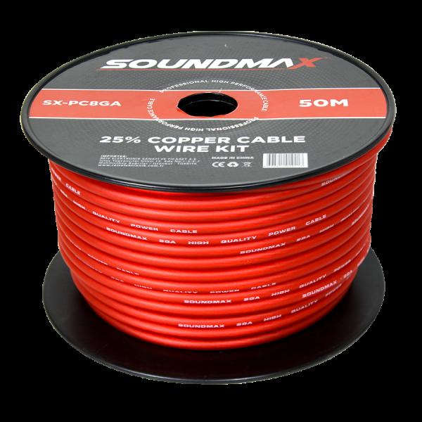 Soundmax SX-PC8GA 8GA CCAW Kablo