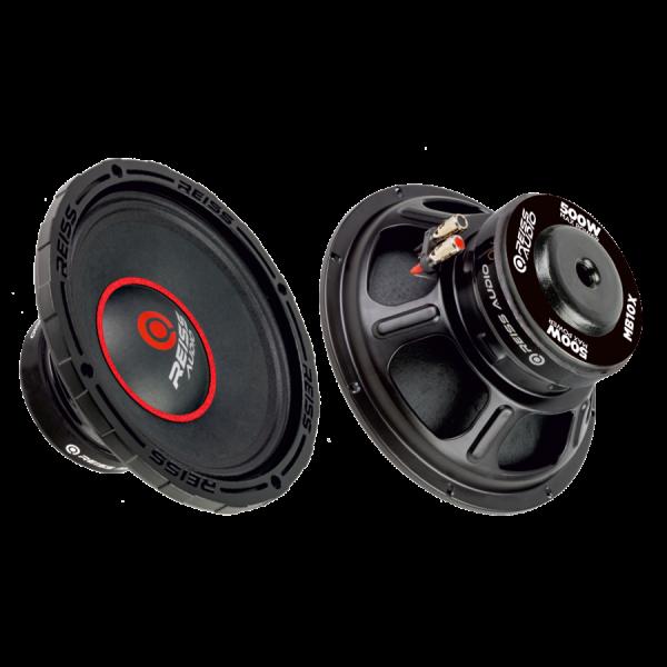 Reiss Audio RS-MB10X 25cm Midbass Çift