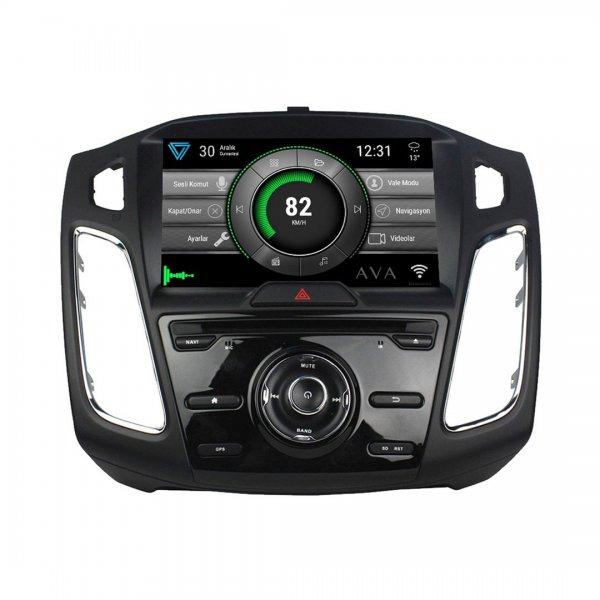 Ford Focus 4 (2015-2018) Araba Akıllandırma Sistemi