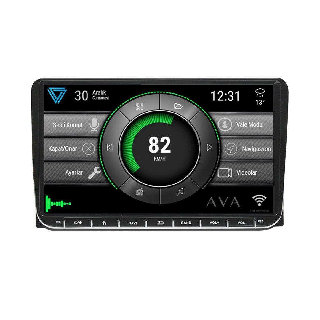 Volkswagen Passat CC (2009-2016) Araba Akıllandırma Sistemi