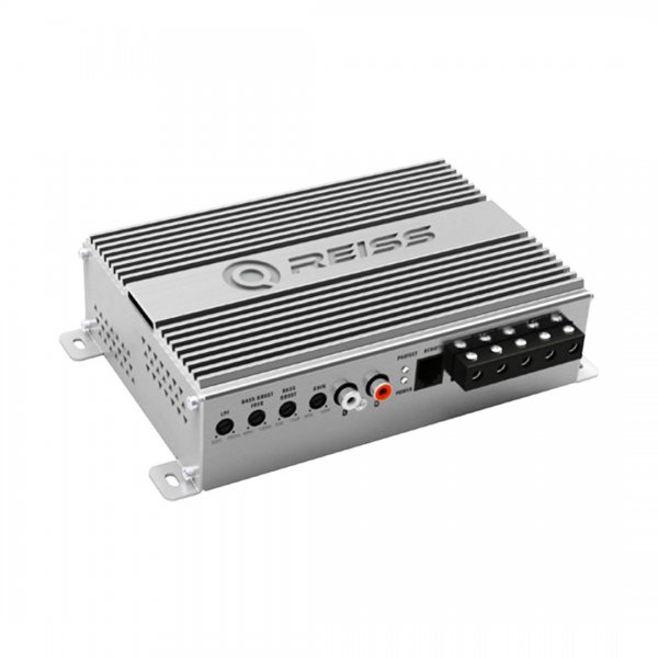 REİS AUDIO RS-F600.1D Amplifikatör