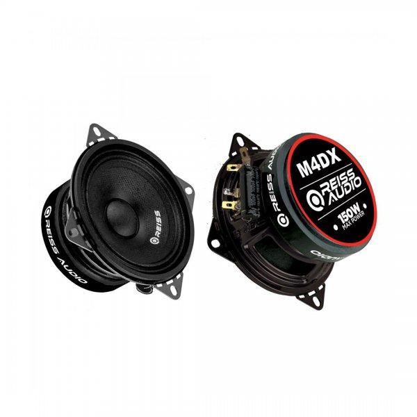 REİS AUDIO RS-M4DX 10 CM MIDRENG