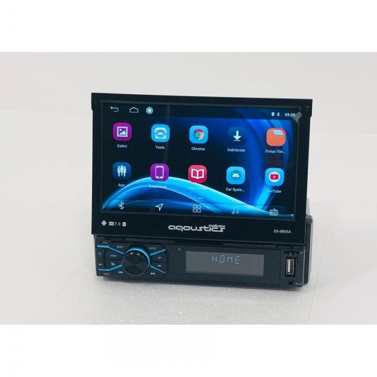 SX-8805A ANDROİD İNDASH PNR1X0X0X0FT